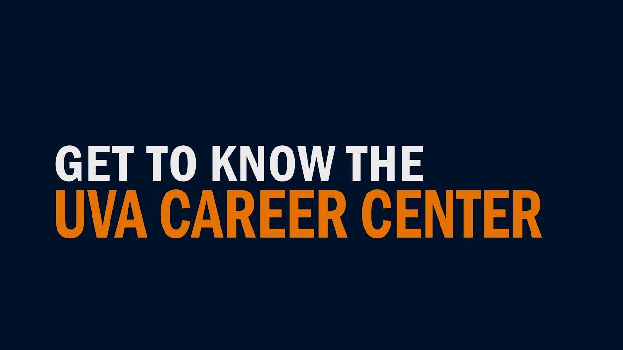 Uva Career Services Resume