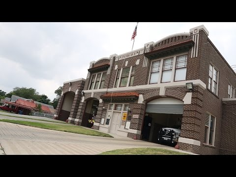 The Russell Rush Haunted Tour: SAFD Fire Station No. 9