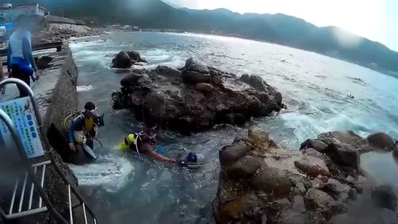 龍洞灣和美國小潛水 完整版A - YouTube