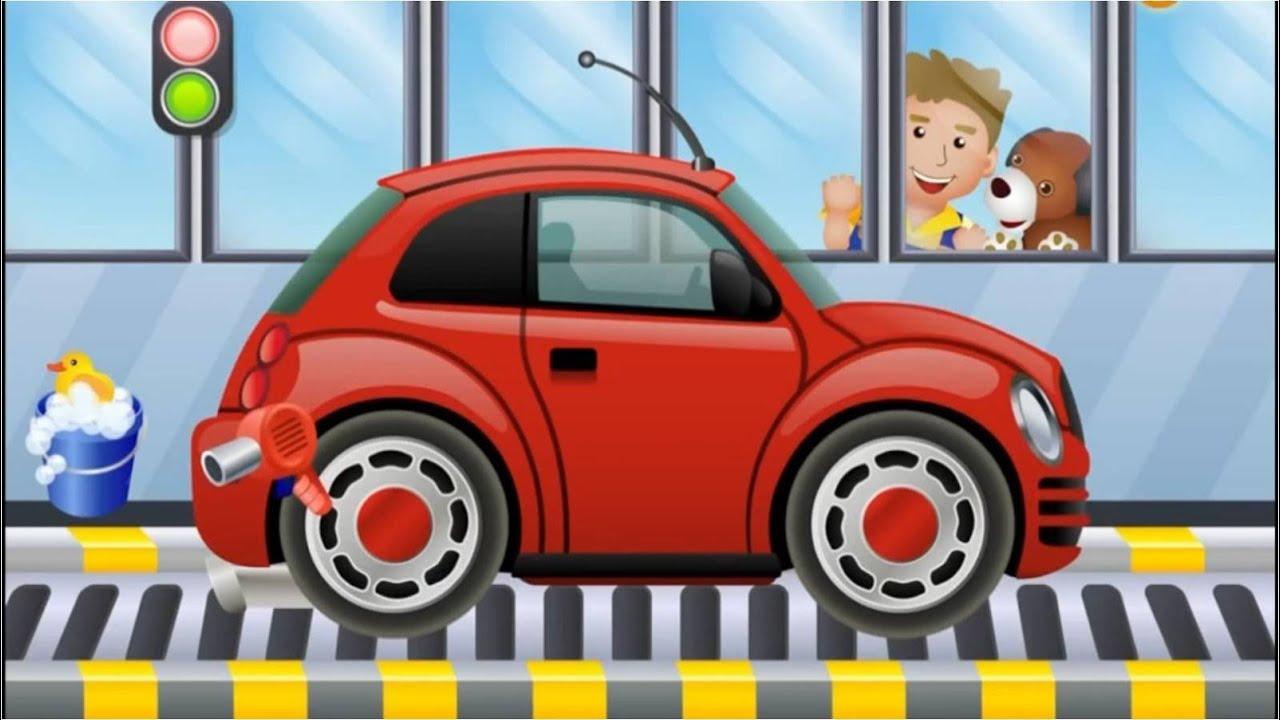 Автомойка и автосервис. Car wash, my little car wash, miny moe car. Наше всё!