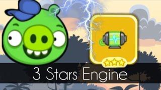 Bad Piggies - 3 STARS ENGINE UNLOCKED (Field of Dreams)