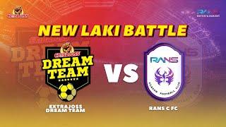 Download lagu NEW LAKI BATTLE -  DREAM TEAM EXTRAJOSS VS RANS FC