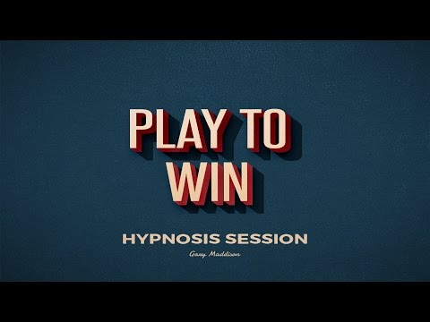 Playing to Win Hypnosis Session