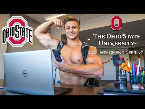 A REAL Day In the Life at The Ohio State University