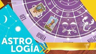 Horóscopo hoy, 8 de noviembre de 2018, por el astrólogo Mario Vannucci   Un Nuevo Día   Telemundo