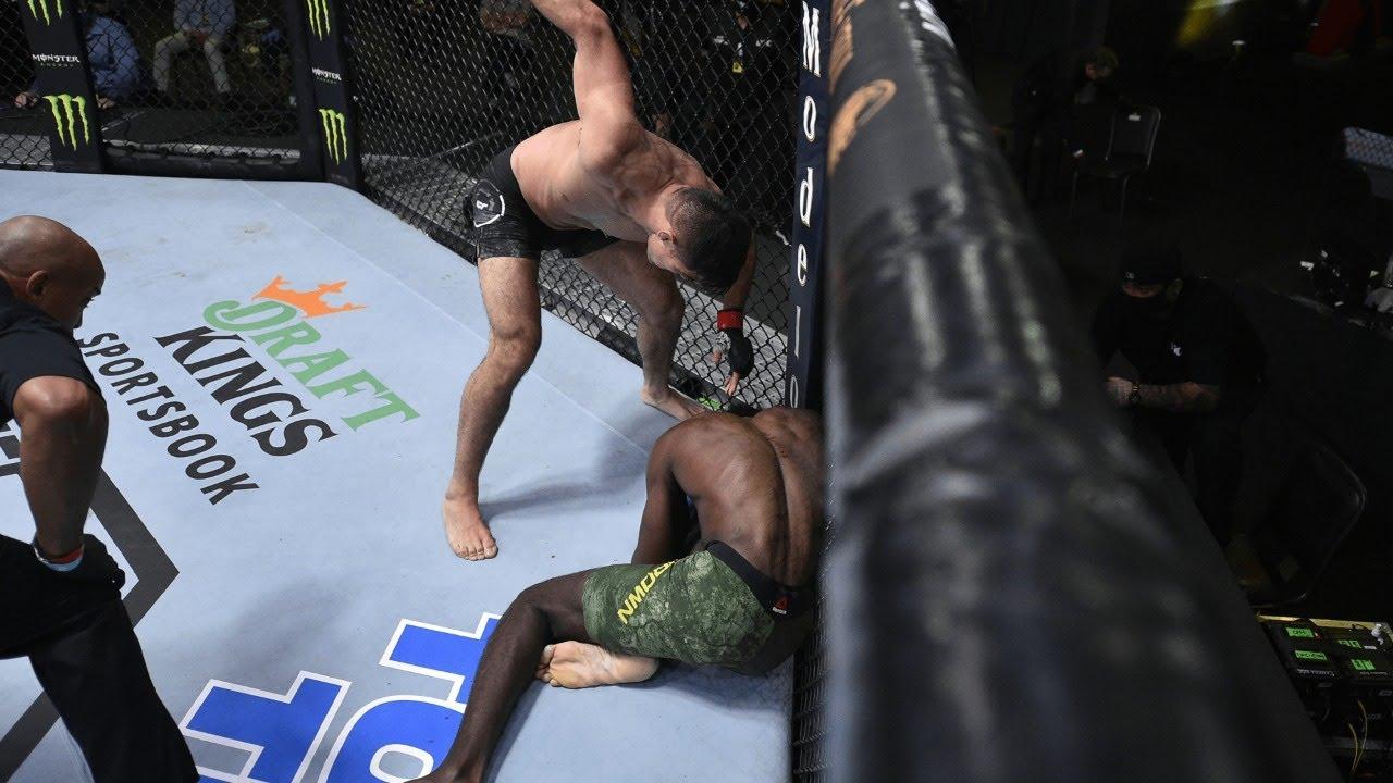 UFC Vegas 5: Veja o nocaute de Vicente Luque