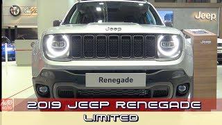 2019 Jeep Renegade Trailhawk - Exterior And Interior - 2019 Automobile Barcelona