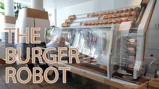 Robots Taking Burger Flipping Jobs