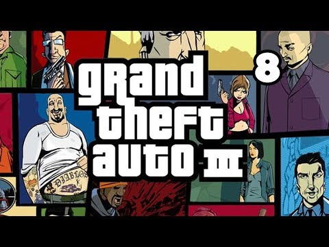 Lets Play Grand Theft Auto 3 #08 1080p 60fps - Der Don