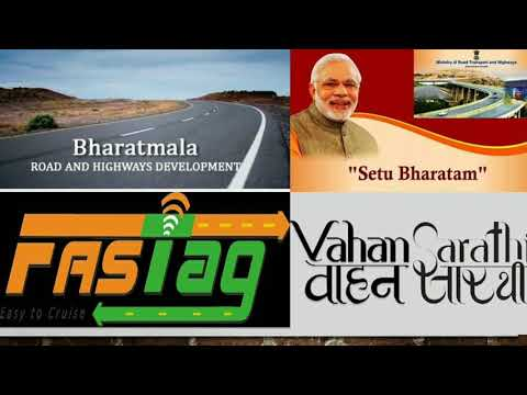 Ministry of road transport and highways government schemes