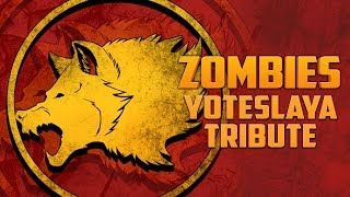 YOTESLAYA TRIBUTE MAP ★ Call of Duty Zombies