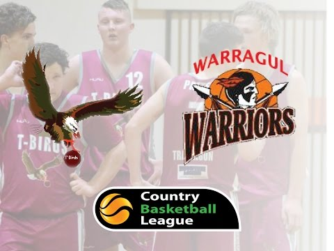 CBL 22.11.15 Men - Traralgon vs Warragul