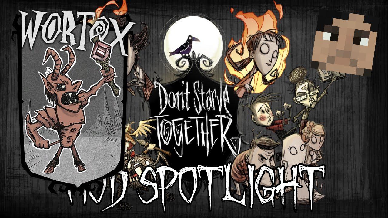 Don't Starve Together Mod Spotlight: Wortox the Demon Prince