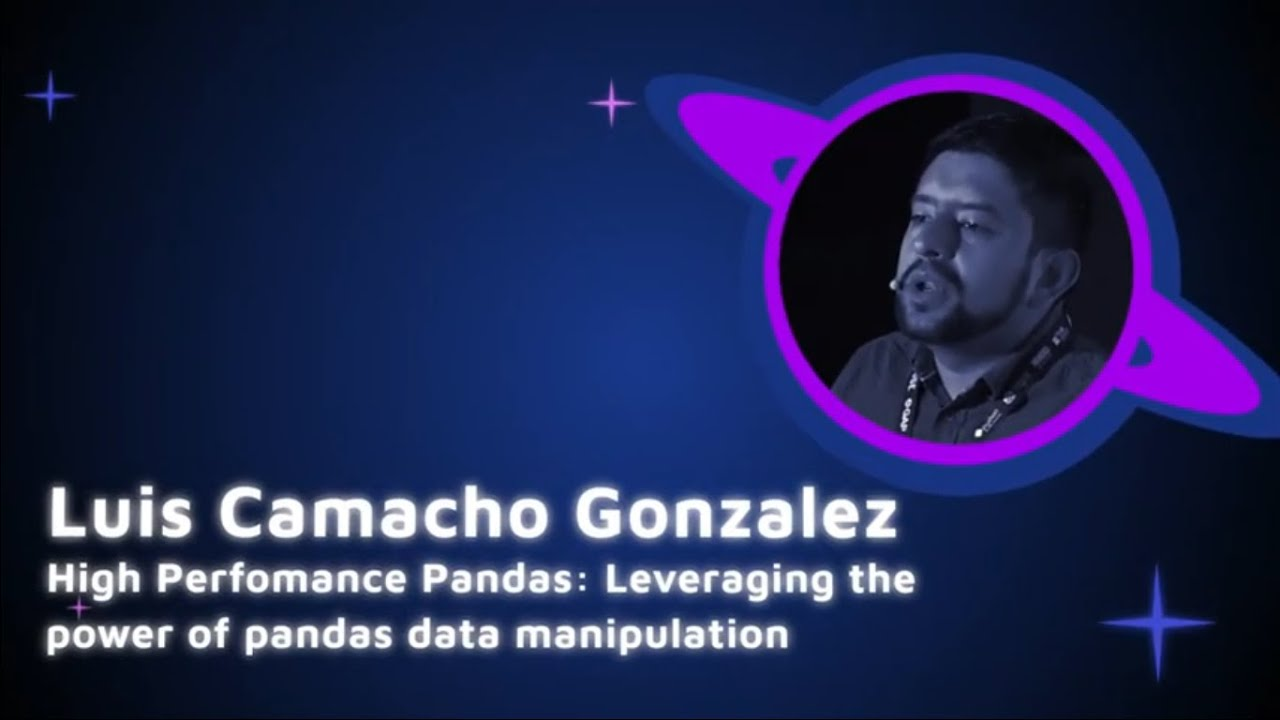 Image from Luis David Camacho - High Perfomance Pandas - PyCon Colombia 2019