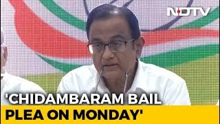 Supreme Court To Hear P Chidambaram's Appeal Against Arrest On Monday
