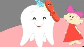 Учимся вместе - Зачем чистить зубы? - Фиксики. Зубная Щетка.