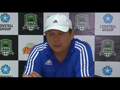 Эдуард Саркисов: «Сложно сказать, что сегодня произошло с командой»