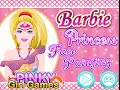 Barbie Princess Face Painting - Barbie Makeup Game For Girls (Makeup Games For Kids)