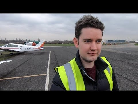 A Day In The Life Of A Private Pilot | Flying UK Style