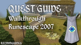 2007 Runescape | Quests that Grant Defence XP