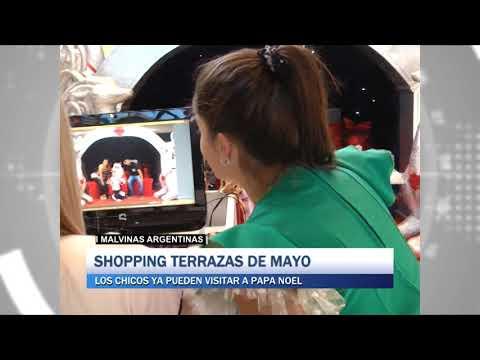 Malvinas Argentinas Shopping Terrazas De Mayo Todo Preparado Para La Celebración De La Navidad