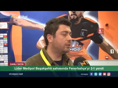 #CANLIYAYIN - Başakşehir'den son gelişmeleri NTV ekibi aktarıyor