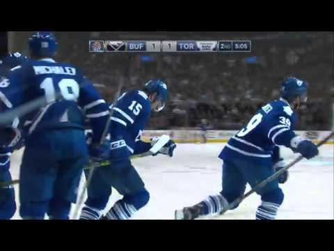 Buffalo Sabres at Toronto Maple Leafs - Game in Six - 03/19/2016