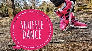 ТАНЦЫ НОГАМИ Уроки Танцев Для Начинающих || Tanz mit Hase - ШАФЛ ТАНЕЦ || Урок 6