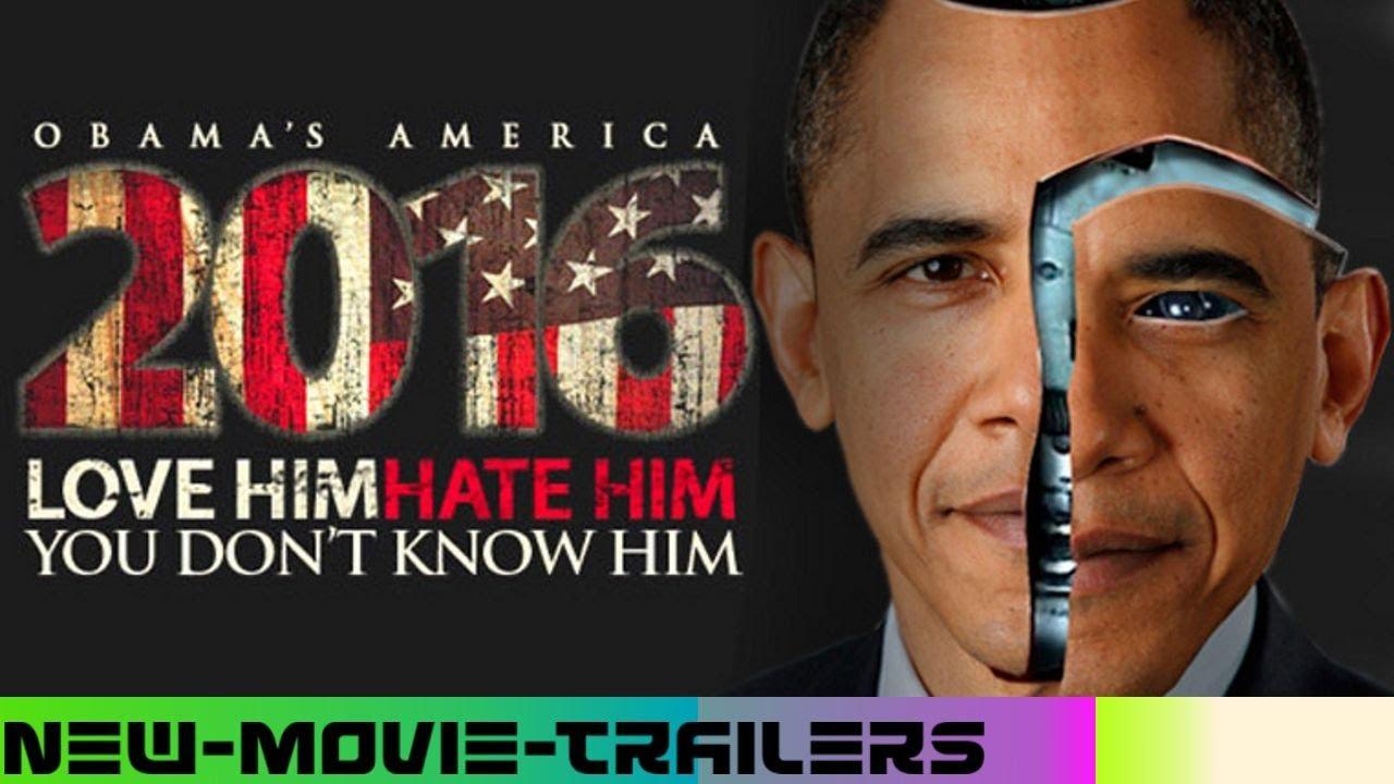 Download 2016: Obama's America Movie Trailer HD 1080P