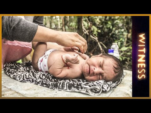 Children of the FARC: Baby Boom in Colombia's Jungles – Witness