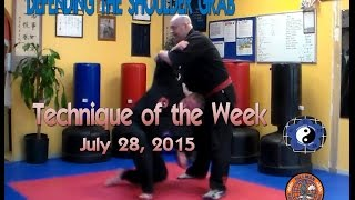Penacook School Martial Arts/Shoulder Grab Defense