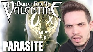 Metal Musician Reacts to Bullet For My Valentine   Parasite  