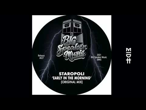Staropoli - Early In The Morning