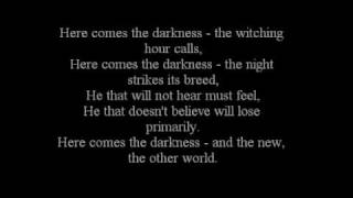 The Other - Hier kommt die Dunkelheit (English Translation)