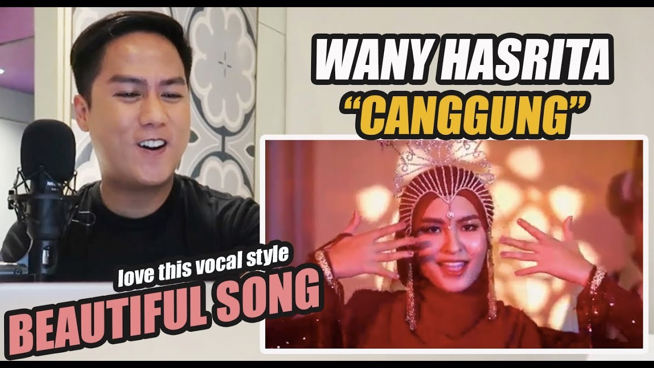 Wany Hasrita - Canggung (Official Music Video) | REACTION