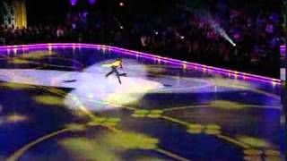 Johnny Weir Performing