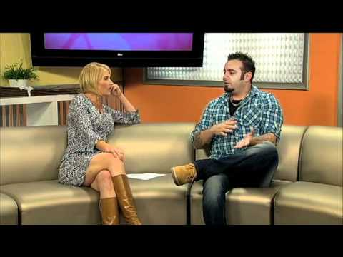 Catching Up with Chris Kirkpatrick from *Nsync