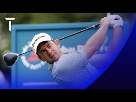 Lucas Herbert cards 70 to lead in Ireland   2021 Dubai Duty Free Irish Open