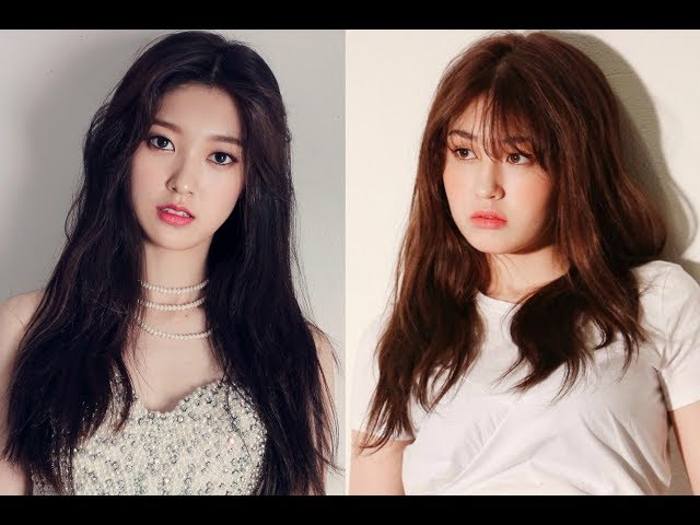 Female Kpop Idols Born In The 2000's