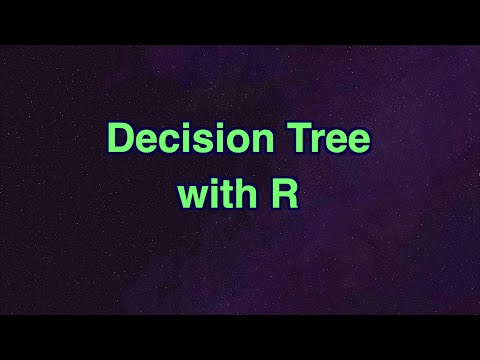 Decision Tree with R