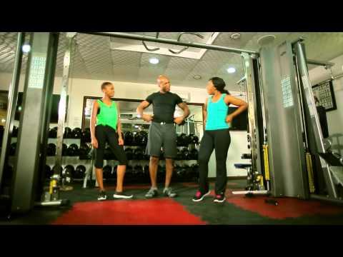 "Kayode Fahm, Dakore Akande and Zainab Balogun present ""The Gym Workout"" Full Version"