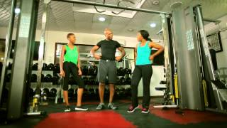 "Kayode Fahm, Dakore Akande and Zainab Balogun present ""The Gym Workout"" Full Version"