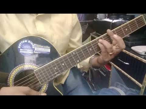Jab Koi Baat Bigad Jaaye Guitar Chords Lesson || JURM ||