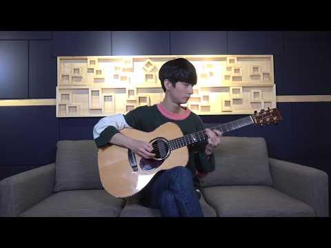 (Kimi No Na Wa) Nandemonaiya (何でもないや) - Sungha Jung