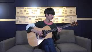 "Sungha http://www.sunghajung.com arranged and played ""Nandemonaiya""..."