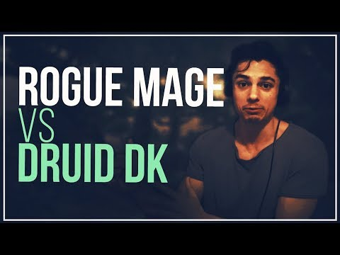 Xaryu - How to beat Druid/DK as Rogue Mage