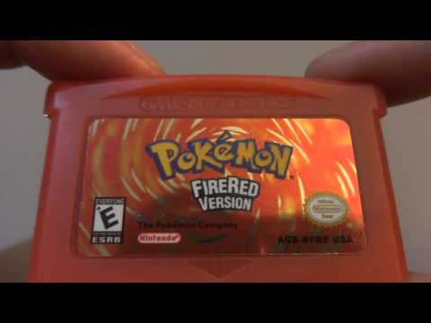Fake Pokemon GBA Games From EBay. Watch Out!