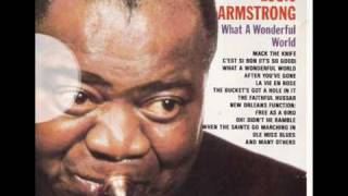 Louis Armstrong - Give me a Kiss to Build a Dream On