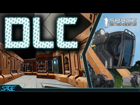 Space Engineers DLC | The Decorative Pack