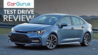 2020 Toyota Corolla - A budget sport sedan?